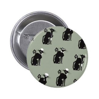 Professional Cat Products Pinback Button