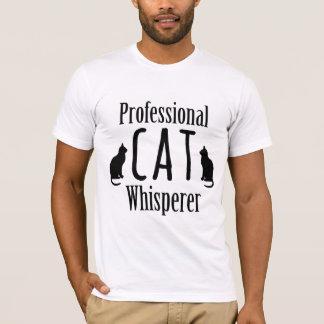 Professional Cat Whisperer T-Shirt
