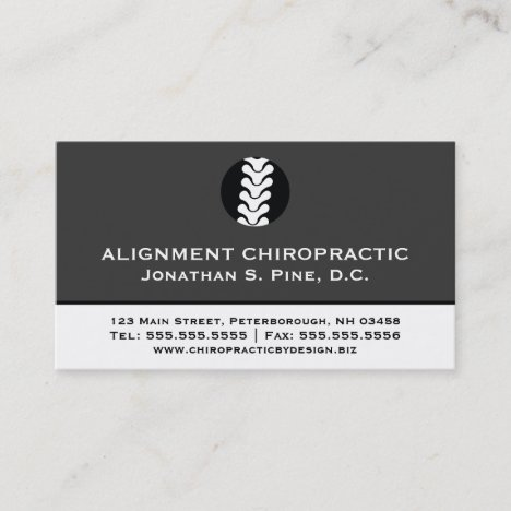 Professional Chiropractor Multiple Appointment