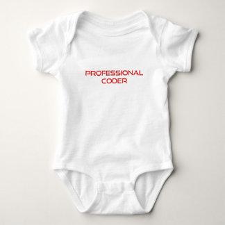 Professional Coder Baby Bodysuit