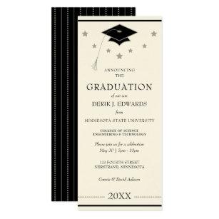 college graduation invitations zazzle