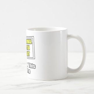Professional Computer Scientist .. Joke Coffee Mug