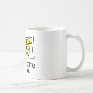 Professional Computer Scientist .. Joke Coffee Mugs