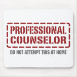 Professional Counselor Mouse Mat