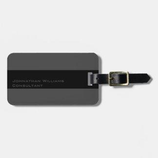 Professional Custom Business Travel Bag Tag