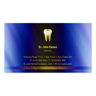 Professional Dental   Unique Business Card