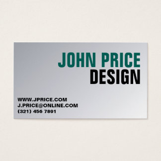 Professional Designer - Business Cards
