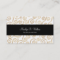 Professional Designer Classy Business Card