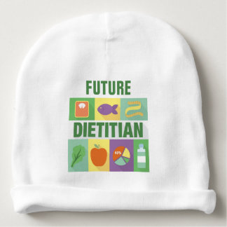 Professional Dietitian Iconic Designed Baby Beanie
