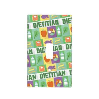 Professional Dietitian Iconic Designed Switch Plate Cover