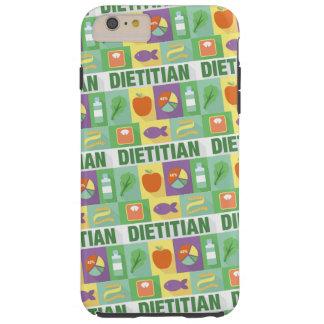 Professional Dietitian Iconic Designed Tough iPhone 6 Plus Case