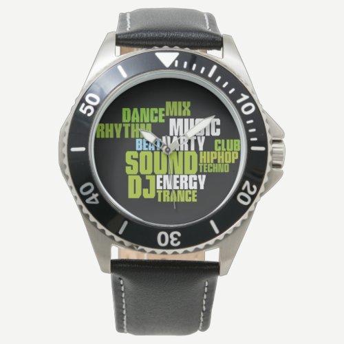 Professional DJ Watch