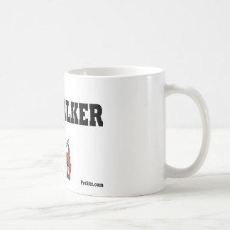 Professional Dog Walker Classic White Coffee Mug