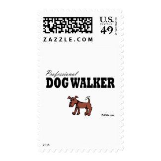 Professional Dog Walker Postage