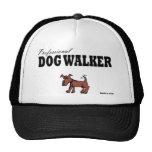 Professional Dog Walker Trucker Hat