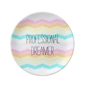 Professional Dreamer Plate Porcelain Plates