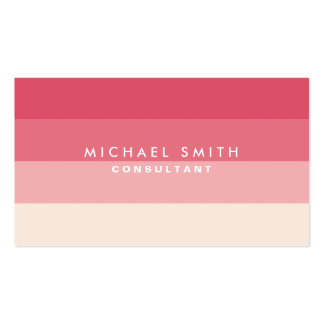 Professional Elegant Makeup Artist Cosmetologist Double-Sided Standard Business Cards (Pack Of 100)