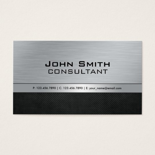 Modern Business Cards & Templates   Zazzle