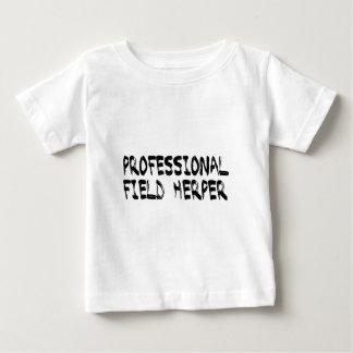 professional Field Herper Baby T-Shirt