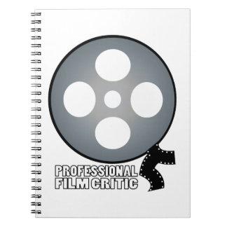 Professional Film Critic Notebook