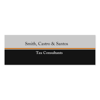 Professional Generic Simple Functional Minimal Mini Business Card