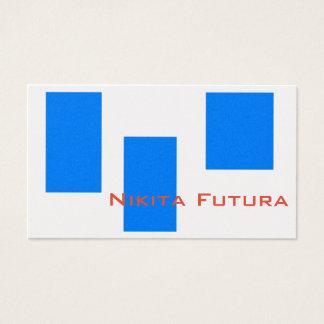 professional geometric Patterns Business Card