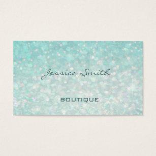 Fancy business cards 4500 fancy business card templates professional glamorous modern elegant plain bokeh business card colourmoves Gallery