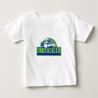Professional Golfer and Caddie Retro Baby T-Shirt