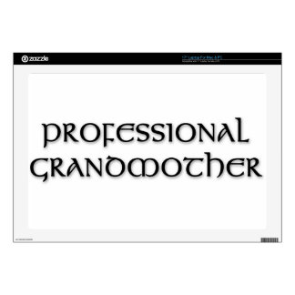 "Professional Grandmother Celtic 17"" Laptop Decal"