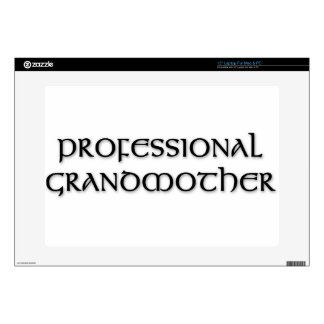 Professional Grandmother Celtic Laptop Decals