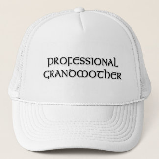 Professional Grandmother Trucker Hat