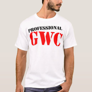 Professional Guy With Camera T-Shirt