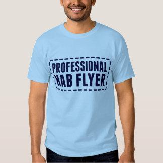 Professional HAB Flyer - Blue Tee Shirt
