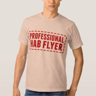 Professional HAB Flyer - Red T-shirt