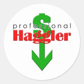 Professional Haggler Sticker
