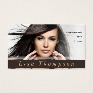 Professional Hair Stylist / Hairdresser Card