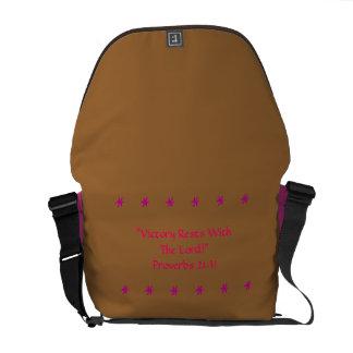 Professional handmade Rickshaw Messenger Bag. Messenger Bag
