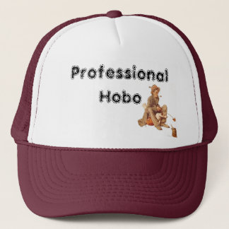 Professional Hobo Trucker Hat
