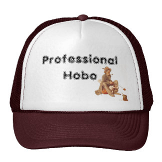 Professional Hobo Trucker Hat