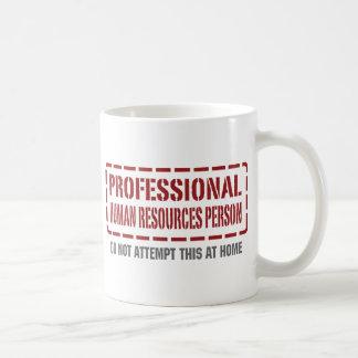 Professional Human Resources Person Coffee Mug
