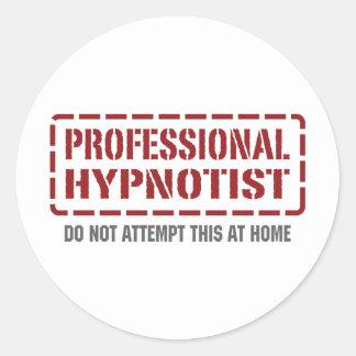 Professional Hypnotist Sticker