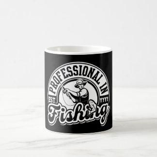 Professional In Fishing (Est. Year Customizable) Coffee Mug