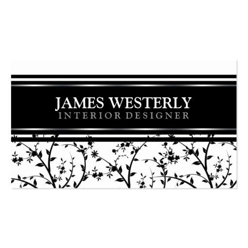 Professional Interior Designer Business Cards