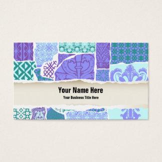 Professional Interior Designer / Decorator Business Card