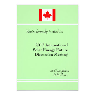 Conference Invitation Card Sample for nice invitations template