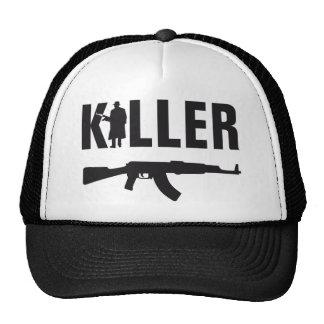 professional killer mesh hats