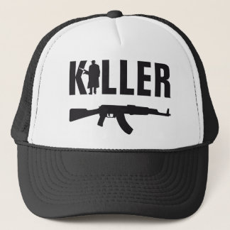 professional killer trucker hat
