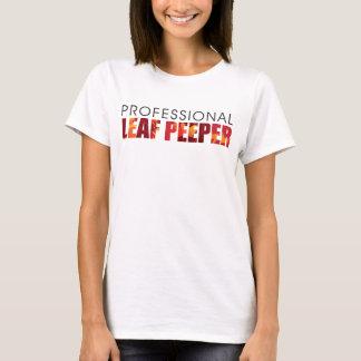 Professional Leaf Peeper T-Shirt