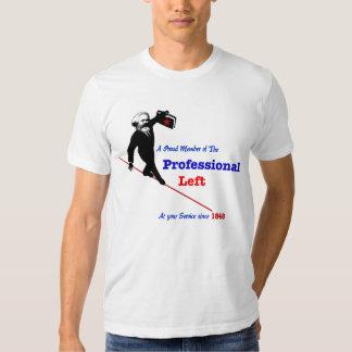 Professional Left Tees