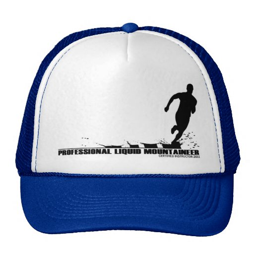 PROFESSIONAL LIQUID MOUNTAINEER v.2 Hats